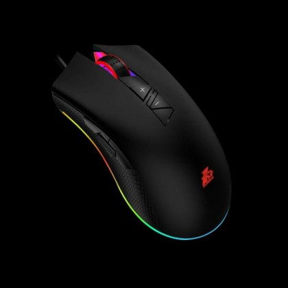 1st Player Fire Dancing FD300 RGB Gaming Mouse