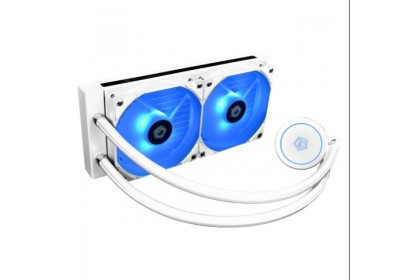 ID-Cooling Auraflow X 240 Snow All In One Liquid Cooler