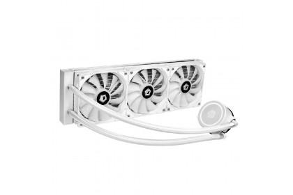 ID-Cooling Auraflow X 360 Snow RGB All In One Liquid Cooler
