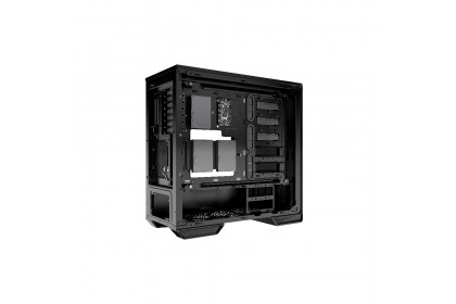 Be Queit! Dark Base 700 Mid Tower Tempered Glass Casing With 2 Units Silent Wings 14CM PWM Case Fan