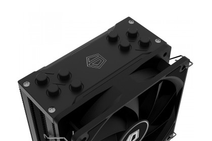 ID-Cooling SE-224-XT Black With 4 Heatpipe PWM Black Coating CPU Cooler